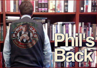 Phil's Back
